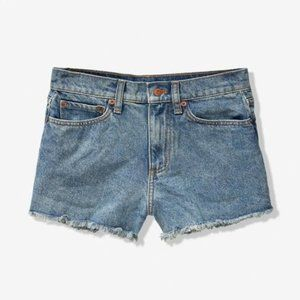 🆕PINK Shorts – High Waisted Denim Shorts
